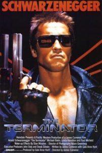 Film poster The Terminator