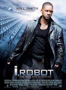 Film poster I Robot
